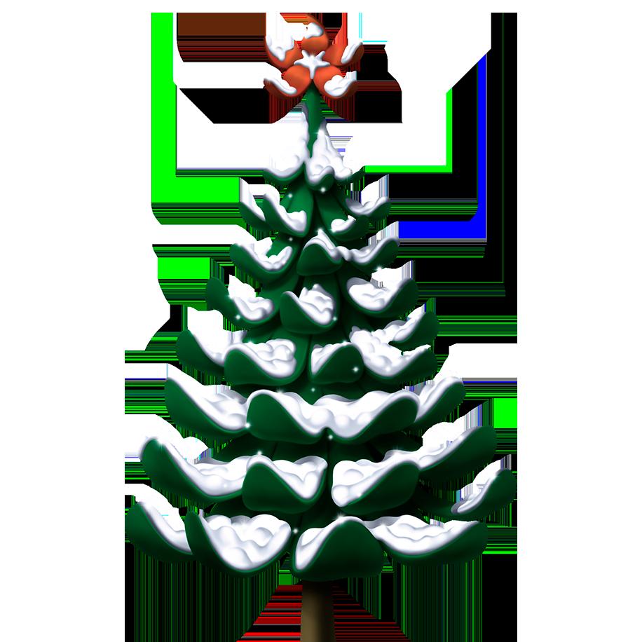 Xmas CryptoFlowers Tree